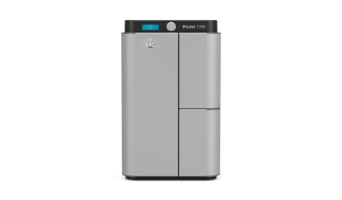 3D-принтер 3DSystems ProJet 1200
