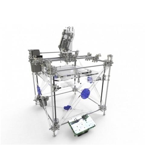 3D принтер 3D Systems RapMan 3.2 - Single