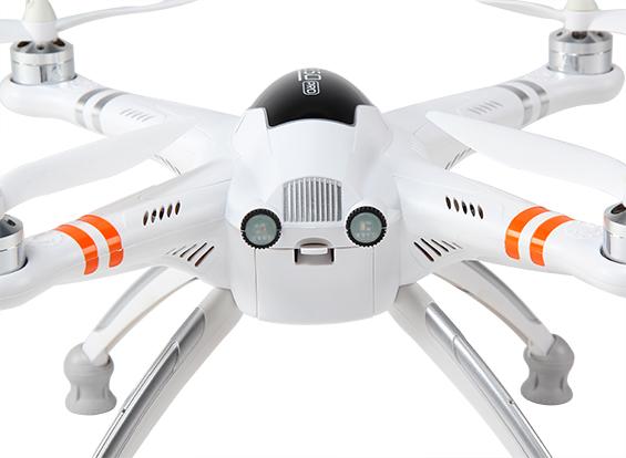 Купить Квадрокоптер Walkera QR X350 PRO FPV (Devo F7, 2D Gimble, iLook) в Москве
