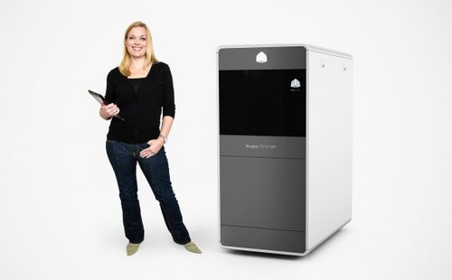 3D printer for dental applications ProJet® 3510 MP 3D Systems