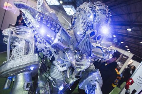 7 чудес Robotics Expo 2015