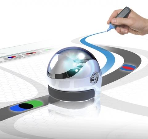 Новинка в мире образовательной робототехники — Ozobot