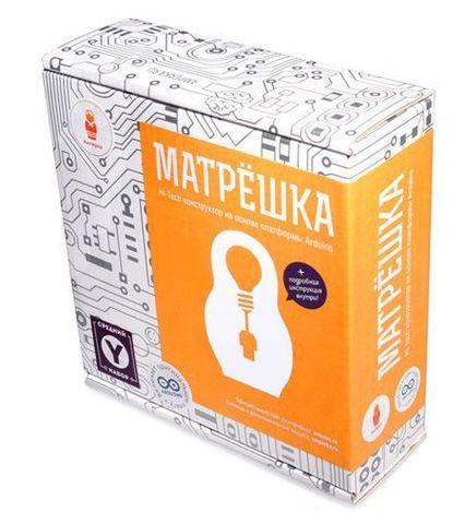 Электронный конструктор Амперка Матрёшка Y