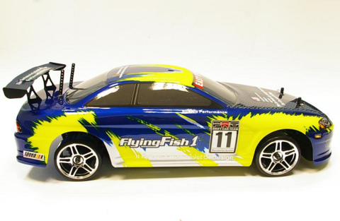 Himoto DRIFT TC Brushless 4WD 2.4Ghz (дрифт)