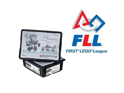 Комплект Mindstorms EV3 FIRST LEGO League