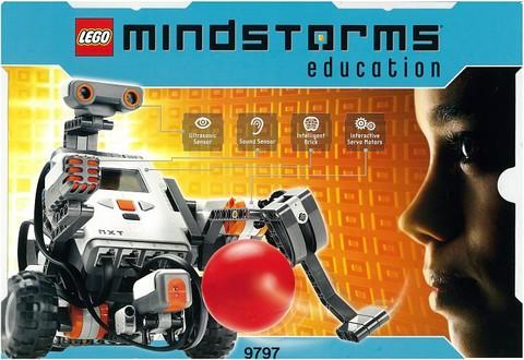Lego 9797 Mindstorms NXT базовый набор