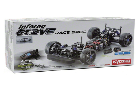 Kyosho Ceptor Brushless 4WD 2.4Ghz