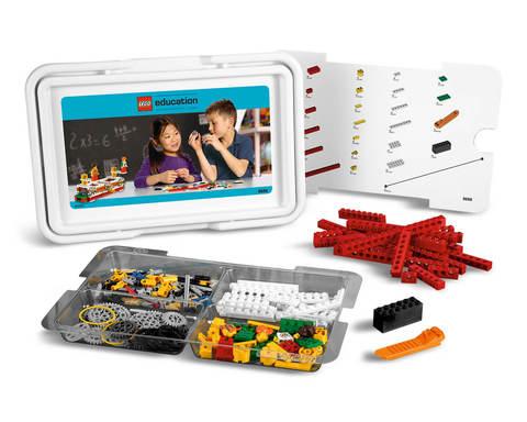 «Простые механизмы» Lego Education 9689 (7+)