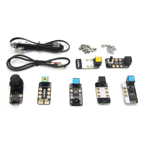 Дополнительный набор электроники Electronic Add-on Pack for Starter Robot Kit