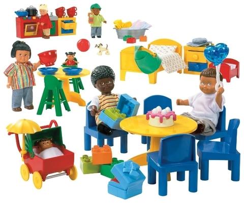 Дочки-матери Lego Duplo 9215 (2+)