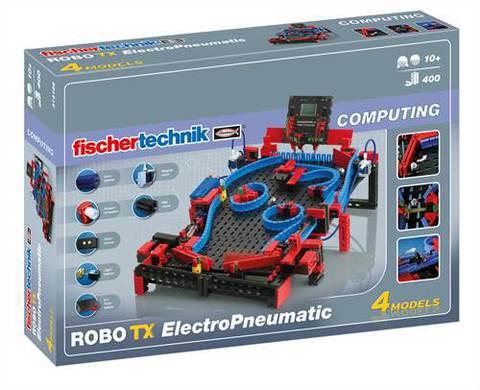 Fischertechnik ROBO TX ЭлектроПневматика