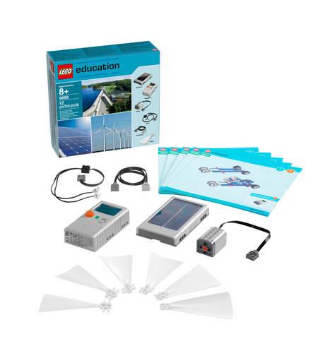 «Возобновляемые источники энергии» Lego Education  9688 (8+)
