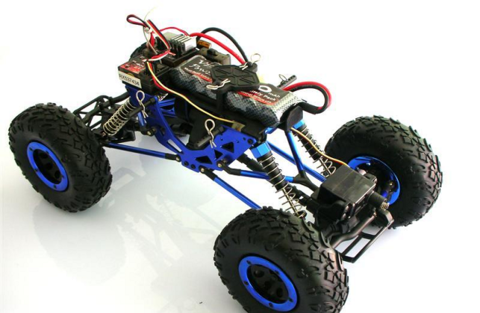 Himoto mini Rock Crusher 4WD 2.4Ghz