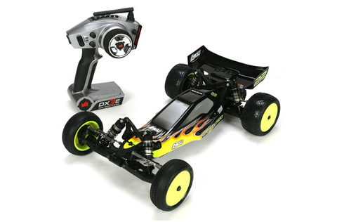 Losi Buggy 22 Brushless 2WD 2.4Ghz
