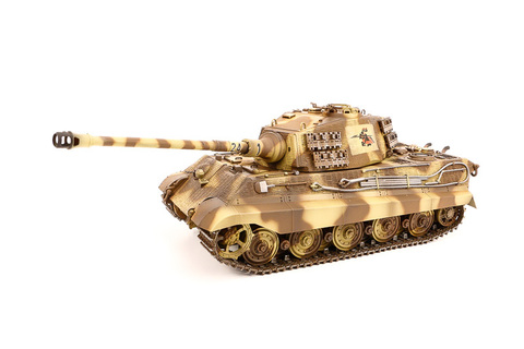VSTank King Tiger BROWN CAMOUFLAGE (пневмо)