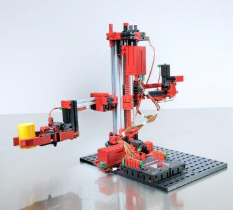 Fischertechnik ROBO TX Автоматические роботы