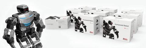 Робот - гуманоид стандартный Kit H1-S