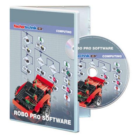 Программное обеспечение ROBO Pro