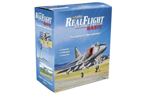 Авиасимулятор Realflight Basic Mode 2
