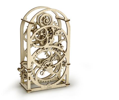 3D пазлы UGEARS Таймер-секундомер  на 20 минут