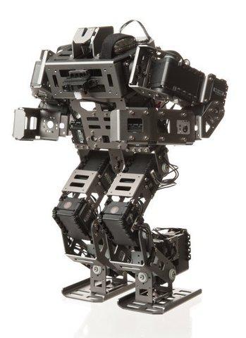 Человекоподобный робот ROBOTIS BIOLOID GP
