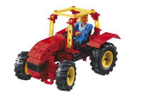Fischertechnik Basic Тракторы