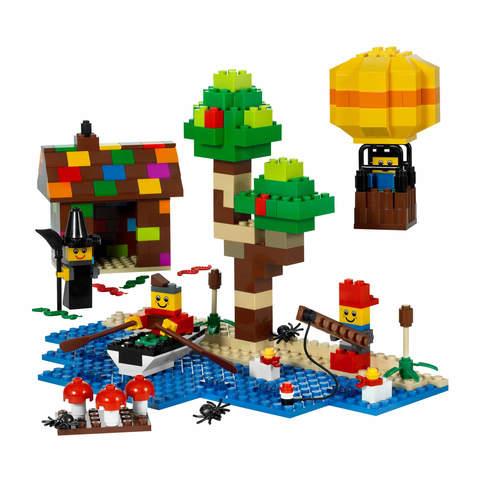 «Декорации» Lego Education 9385 (4+)