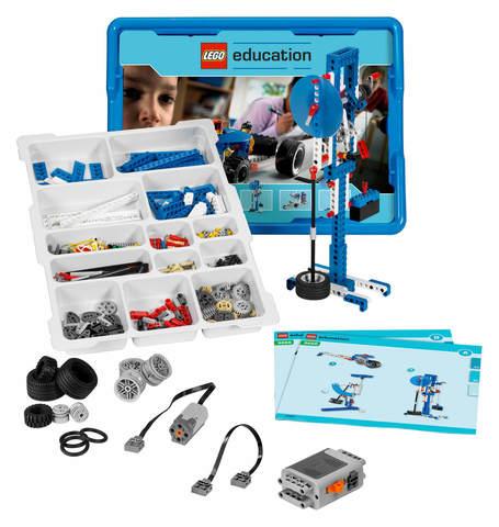 Набор «Технология и основы механики» Lego Education 9686