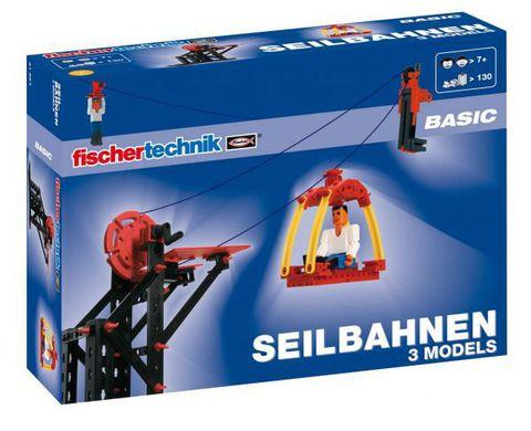 Fischertechnik Basic Подъемные машины
