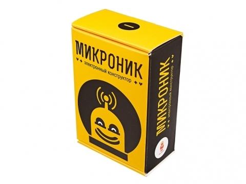 Электронный конструктор Микроник