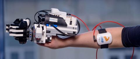 Образовательный набор-конструктор Bitronics Lab и Lego Mindstorms Education EV3 (11+)