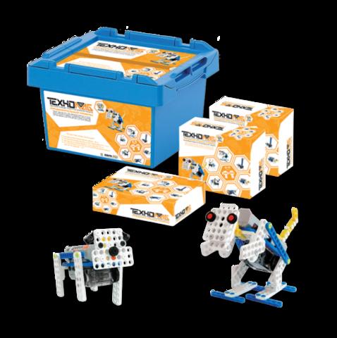 Стартовый робототехнический набор