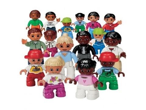Люди мира Lego Duplo 9222 (2+)