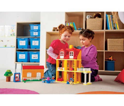 Игровой Дом Lego Duplo
