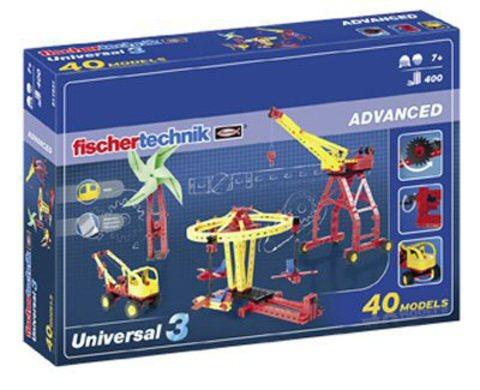 Fischertechnik Универсальный набор 3