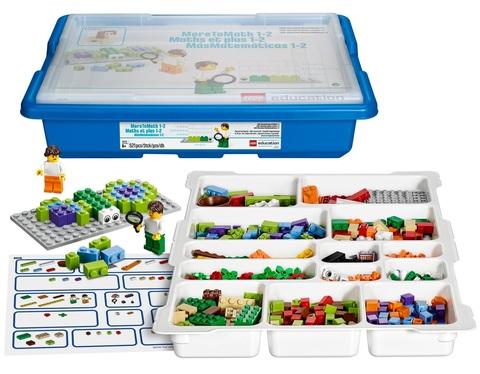 «Увлекательная математика. 1-2 класс» (45210)  Lego Education