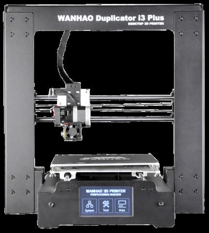 3D принтер Wanhao Duplicator i3 Plus