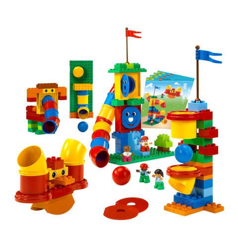 «Набор с трубками» Lego Education 9076 (1.5+)