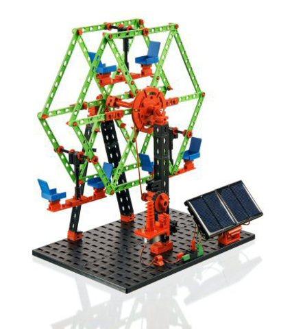 Fischertechnik Экологическая энергетика