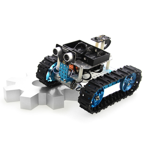 Конструктор Starter Robot Kit-Blue (Bluetooth Version)