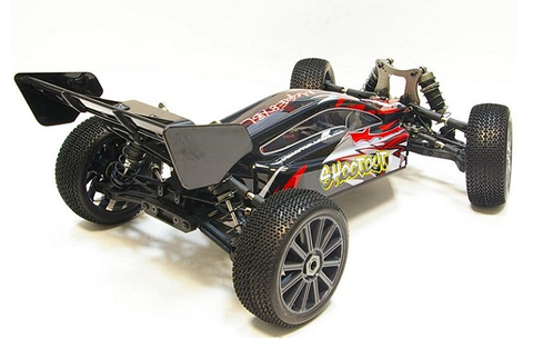 Himoto Shootout Brushless 4WD 2.4 Ghz