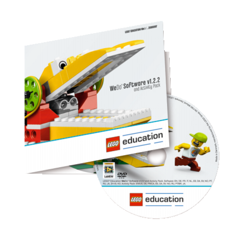 Полный комплект оборудования Lego Перворобот Wedo на 30 учеников