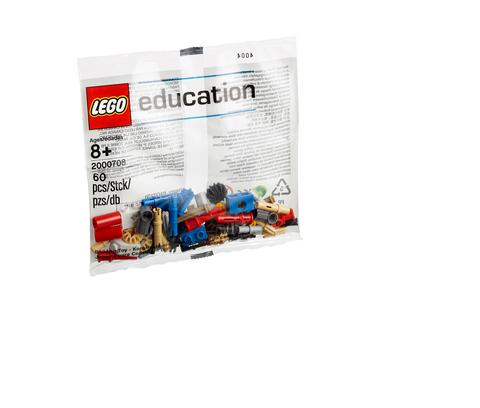 Набор с запасными частями LEGO Education «Технология и основы механики» 1 (60 деталей)