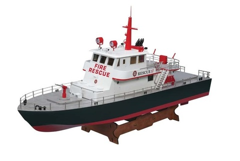 Aquacraft Rescue 17 RC Fireboat (водяная пушка)