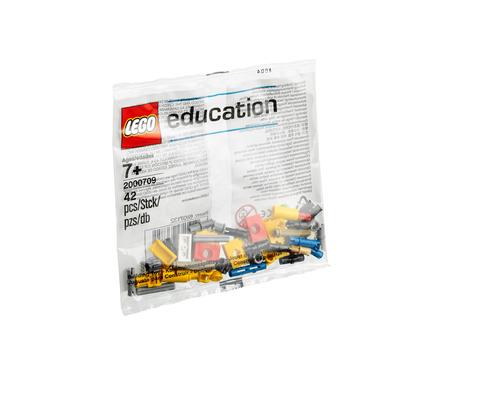 Набор с запасными частями LEGO Education «Машины и механизмы» 2