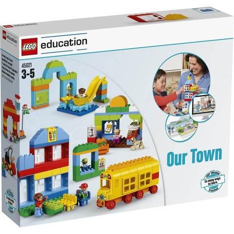 «Наш родной город» Lego Education 45021 (3+)