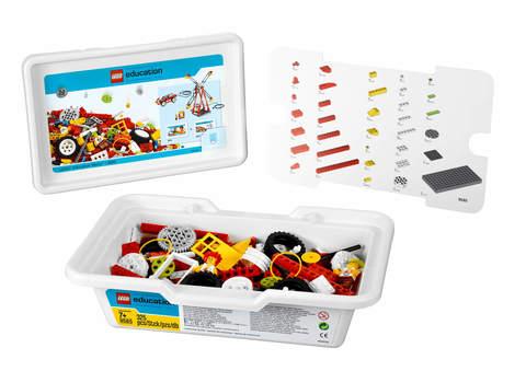 Ресурсный набор LEGO WeDo 9585 (8+)