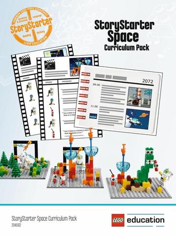 Комплект учебных материалов «Построй свою историю. Космос» (2045102)