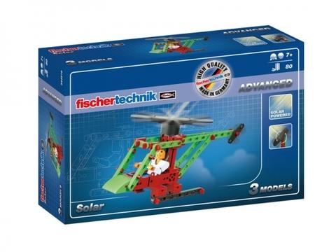 Конструктор Fischertechnik Advanced 544616 Солнечная энергия
