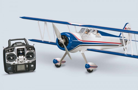 Great Planes Super Stearman EP